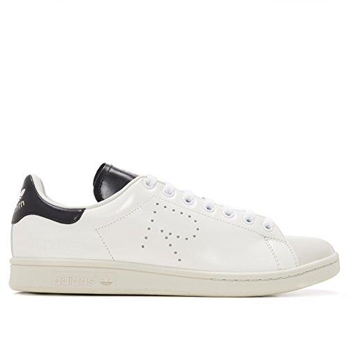 Adidas by RAF Simons, Sneaker Uomo Bianco White, Bianco (White), 40