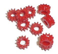 Red Grommets - Ii.2 Red Gear Grommets