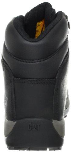 Black Men's Work Waterproof Steel Boot Toe Rigger MR Caterpillar 8w7RR