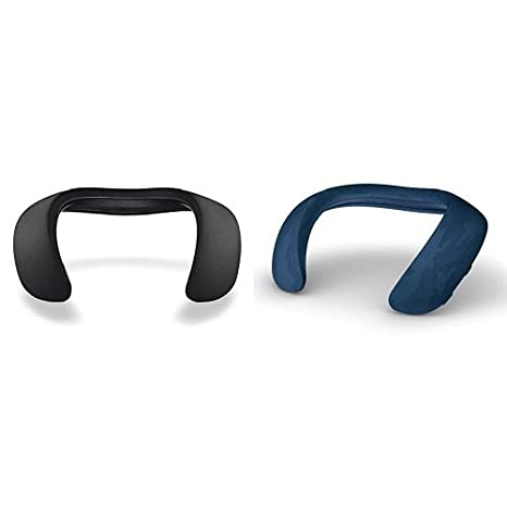 Bose Soundwear Companion - Altavoz inalámbrico portátil, color negro + funda color azul: Amazon.es: Electrónica