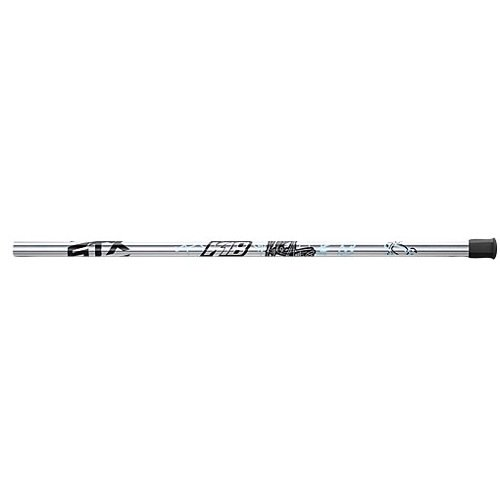 STX Lacrosse K18 Attack and Midfield Lacrosse Shaft, Platinum