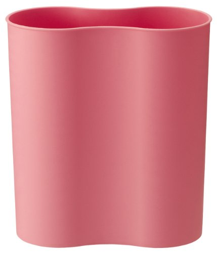 Liki-It Eco-Cocoon Trash Bin Large, Pink