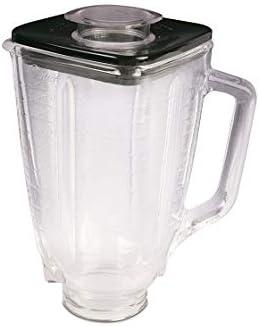 Oster - Jarra de vidrio para batidoras: Amazon.es: Hogar