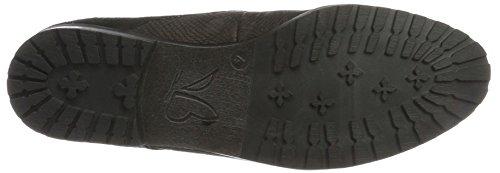 Femme Snake Noir Oxford blk 23351 Comb Caprice SPq6T
