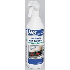 HG vitrocerámica limpiador para uso diario 500 ml: Amazon.es ...