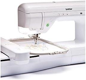 Brother 4977766716345 - Máquina bordadora innovis v3: Amazon.es: Hogar