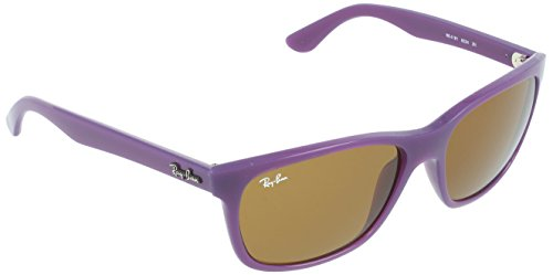 Ray Ban Sunglasses Highstreet - RB4181 6034 - Violet/Brown Classic - Ray Ban 4181