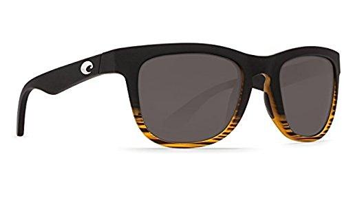 Costa Copra Sunglasses Matte Coconut Fade Gray