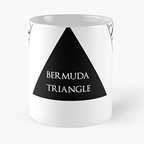 Kpop Shirts Bermuda Triangle Zico Coffee Mugs Unique Ceramic Novelty Cup