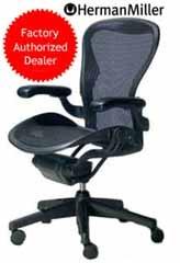 Herman Miller Aeron Chair Basic Model Size C