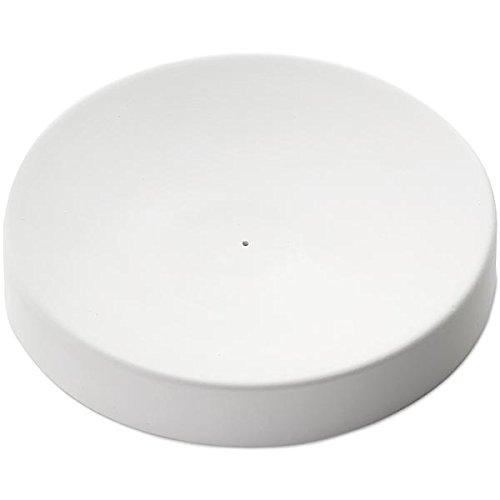 Medium Ball Surface Dish Mold - Bullseye Glass Fusible Glass Slumping Mold
