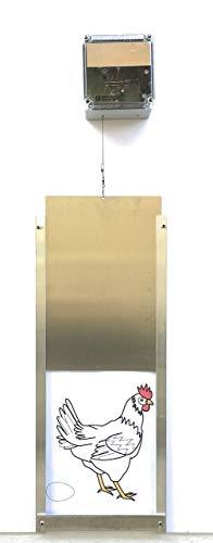 Chicken Coop Solar Light Timer in US - 7