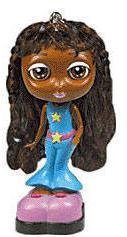 Diva Starz - Tia Keychain - I Really Talk!!