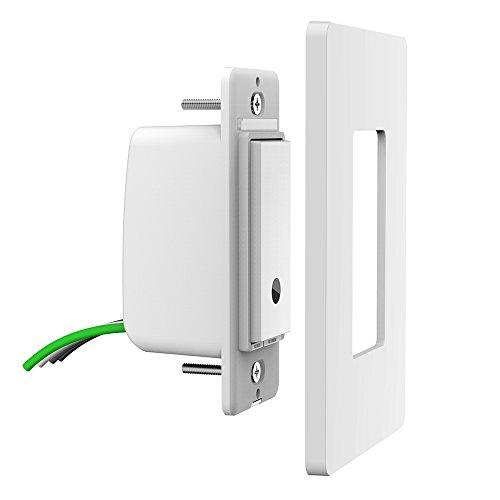 Wemo Light Switch, Wi-Fi enabled, Works with Amazon Alexa