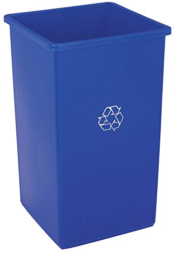 (Tough Guy Recycling Container, Blue, 25 gal.)