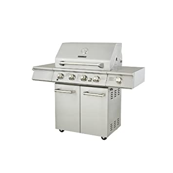 Kitchenaid 4 Burner Gas Grill