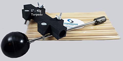 (Personal Canna Cigar Mold (40 Gauge Torpedo (kit)) )