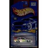 Hot Wheels 2000-128 Porsche 911 Gt3 CUP 1:64 Scale (Gt3 Porsche Cup)
