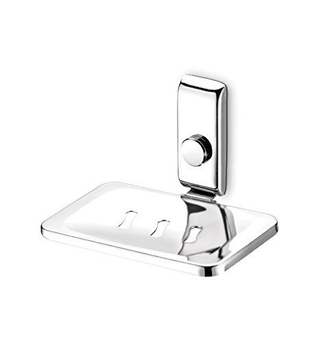 Dazzle Soap Dish-Soap Stand-Bathroom Soap Holder-Anti Rust-Corrosion Free 304 Stainless Steel-DG708