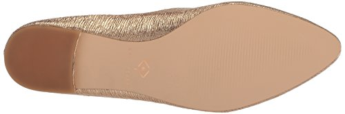 Katy Perry Womens The Kyra Ballet Flat Champagne