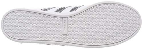 Ftwbla adidas 000 Weiß Damen Ftwbla Fitnessschuhe QT Coneo Plamat Vs B8BqZ
