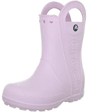 Infants/Toddlers Handle It Rain Boot,Bubblegum,US 7 M