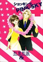 Shocking PINK-SKY (4) (Shogakukan bunko A-34 Oh ()) (2006) ISBN: 4091917348 [Japanese Import] (Shocking Pink Anime)