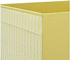 IKEA Drona - Caja para drona, 33 x 38 x 33 cm, color verde: Amazon.es: Hogar