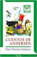 Cuentos de Andersen (Spanish Edition) (Spanish) Paperback – August, 2004