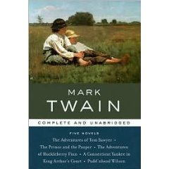 A character analysis of dilemma in the adventures of huckleberry finn by mark twain
