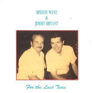 amazon for the last time speedy west jimmy bryant カントリー