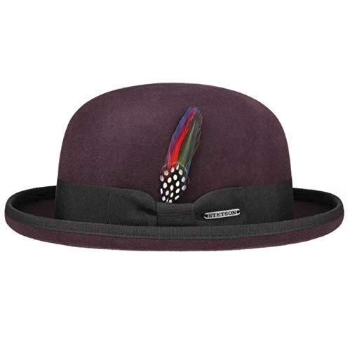 Stetson Palmdale Bombetta di Feltro cappello feltro di lana cappello di  feltro S 54- f2baafa96ea3