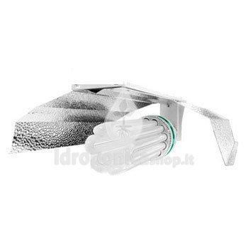 Kit Coltivazione CFL 125W Agro – Crescita + Fioritura