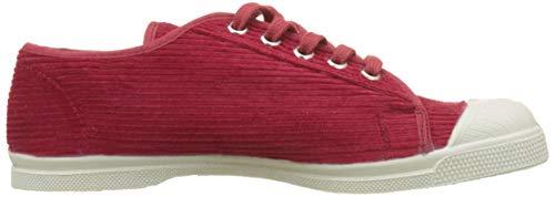 Romy Rot Bensimon Damen Sneaker 0310 Corduroy Rouge RTFq5