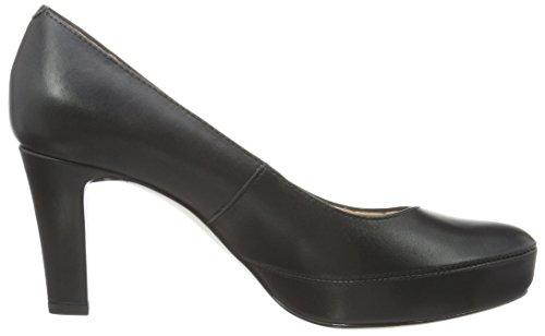 Femme Numar Unisa 17 Escarpins Noir Black F7StqO