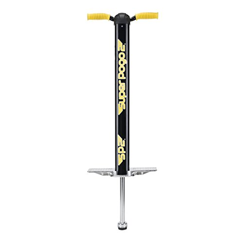 Flybar Super Pogo 2 - Pogo Stick for Kids and Adults 14 & Up Heavy Duty for Weights 90-200 Lbs