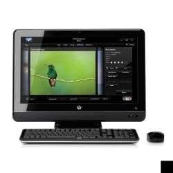 """HP Omni 200-5410es - Ordenador de sobremesa All in One (54.61 cm (21.5""""), 1920 x 1080 Pixeles, 3.2 GHz, E5800, 2 MB, 4 GB) Negro"""