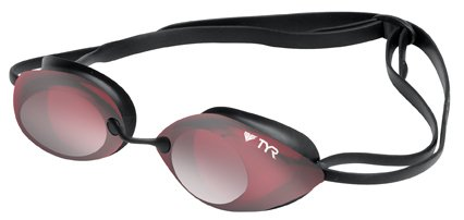Tyr Tracer Light (TYR Tracer Racing Metallized Goggle (Red/Silver Metallized))