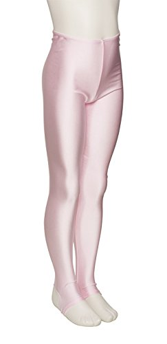 019551db2b6f0 KDT001 Girls Ladies Childrens All Colours And Sizes Nylon Lycra Shiny  Stirrup Dance Gymnastics Tights Leggings By Katz Dancewear (Baby Pink, Age  7-8 Years ...