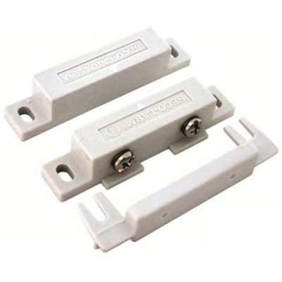 SECO-LARM SM-200Q/W Screw-Terminal Surface-Mount Magnetic Contacts