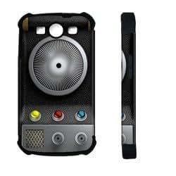 Houseofcases Star Trek Communicator Samsung Galaxy S3 SIII i9300 Case - Hybrid Plastic And Durable Silicon Samsung Galaxy S3 SIII i9300 Case