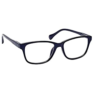 The Reading Glasses Company Navy Blue Lightweight Readers Designer Style Mens Womens Spring Hinges R27-3 +2.50