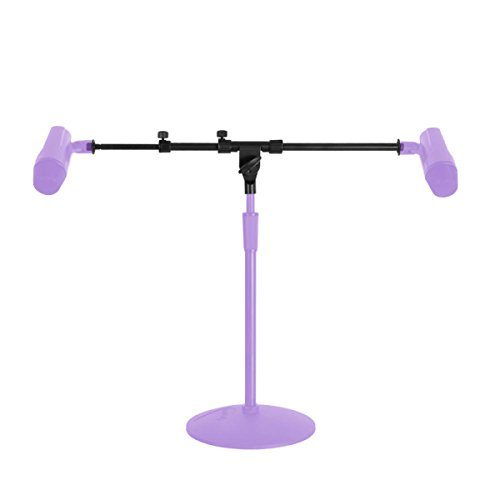 On-Stage MSA9800 Tele-Boom with Dual Microphone -