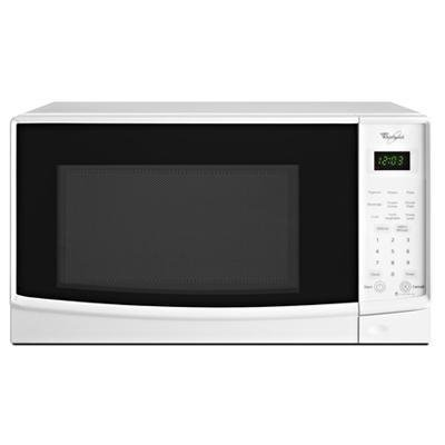 WHIRLPOOL GIDDS-110977 0.7 cu. ft. Under The Cabinet Microwave Oven, White