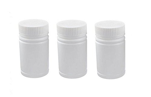 empty pill containers - 5