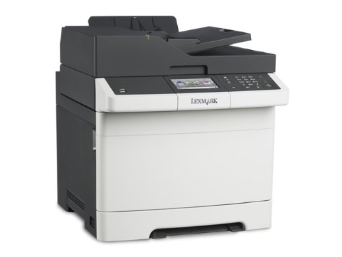 Lexmark CX410e Color All-In One Laser Printer with Scan, Cop
