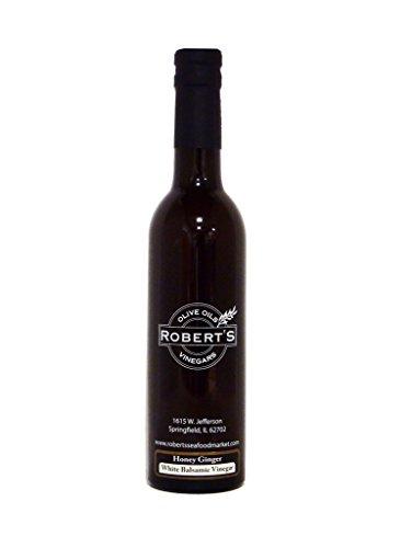 Ginger Balsamic Vinegar - Robert's Infused Balsamic Vinegar - Honey Ginger (750ml)