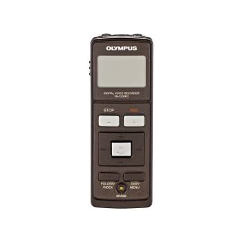 amazon com olympus vn 5200pc digital voice recorder electronics rh amazon com olympus digital voice recorder vn-6200pc manual Olympus Digital Voice Recorder