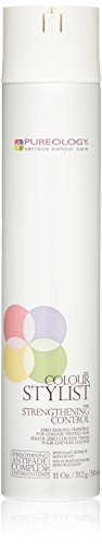 Pureology Colour Stylist Strengthening Control Hairspray Unisex Spray, 11 (Hairspray With Color)