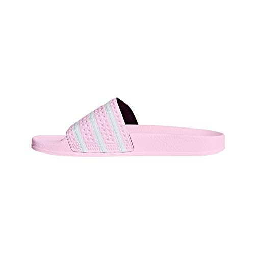 amp; ftwbla Adidas roscla Piscine Garçon Chaussures Adilette 0 roscla Rose De Plage qrF4Izrw